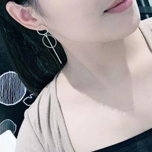 Gold Drop Long Earrings 💥🔥